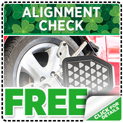 Browse our alignment check service special at Mike Shaw Subaru serving Denver, CO
