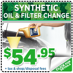 Browse our synthetic oil change service special at Mike Shaw Subaru serving Denver, CO