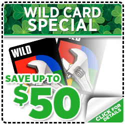 Browse our wild card service special at Mike Shaw Subaru serving Denver, CO