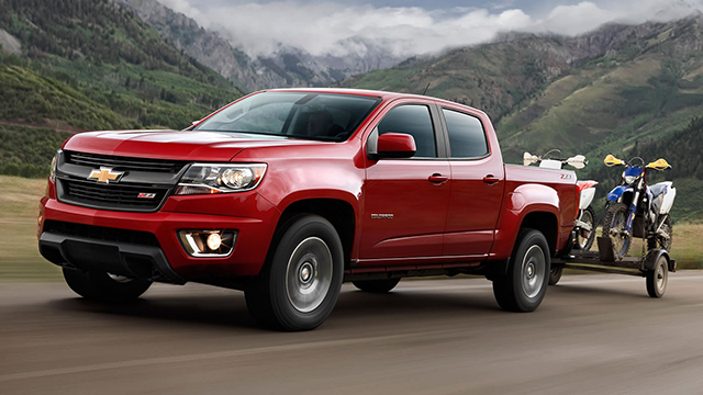 2015 Chevrolet Colorado Specifications Information El Paso Chevy