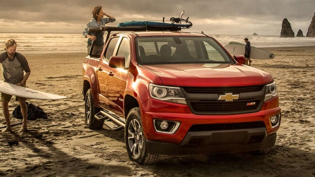 2016 Chevrolet Colorado Now Available At Mission Chevrolet