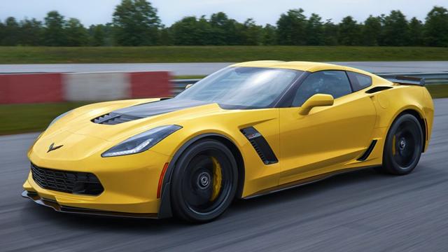 2016 Corvette Z07 >> New 2016 Chevrolet Corvette Z06 Model Detail Information