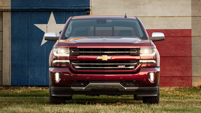 Chevy El Paso >> New 2016 Chevrolet Silverado 1500 Model Detail Information El Paso