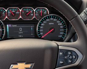 New 2016 Chevrolet Silverado 1500 Model Detail Information | El Paso