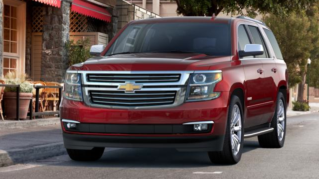 2016 Chevrolet Tahoe Now Available At Mission Chevrolet
