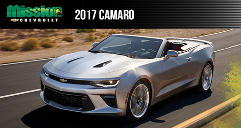 Superb Learn More About The 2017 Chevrolet Camaro Available At Mission Chevrolet  Serving El Paso, TX
