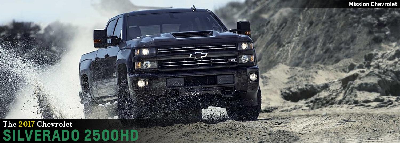 Chevrolet El Paso >> 2017 Chevrolet Silverado 2500hd Model Truck Research El