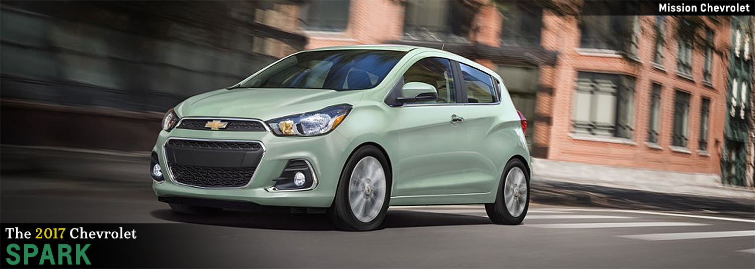New 2017 Chevrolet Spark Model Features & Detail ...