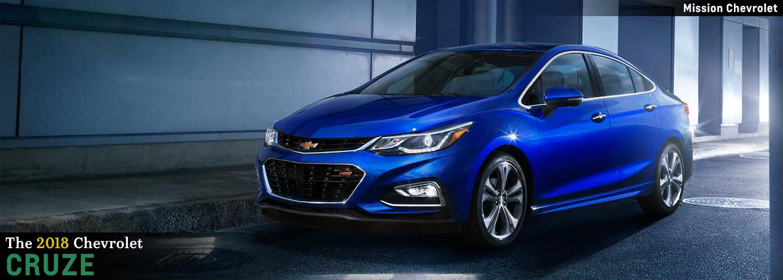 New 2018 Chevrolet Cruze Model Information | Model Research