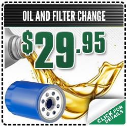 Stonebriar chevrolet oil change coupons