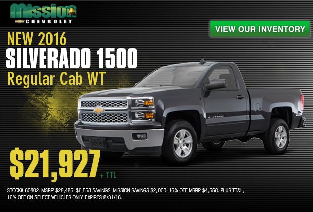 Chevrolet Dealers In El Paso Chevrolet Silverado Special Discounts | El Paso Chevy Specials