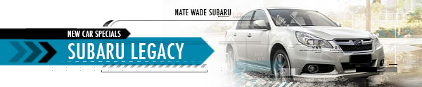 Salt Lake City Subaru Legacy Specials, Discounts, and Deals at Nate Wade Subaru