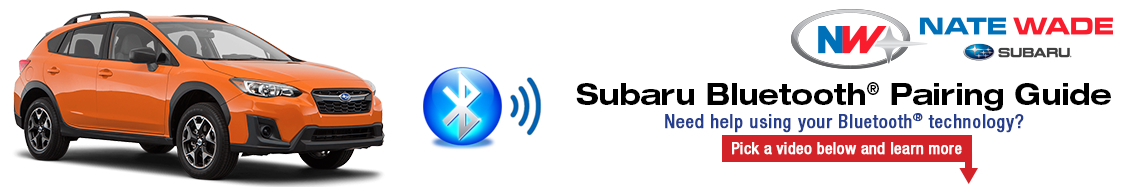 Subaru Bluetooth Technology Salt Lake City, UT