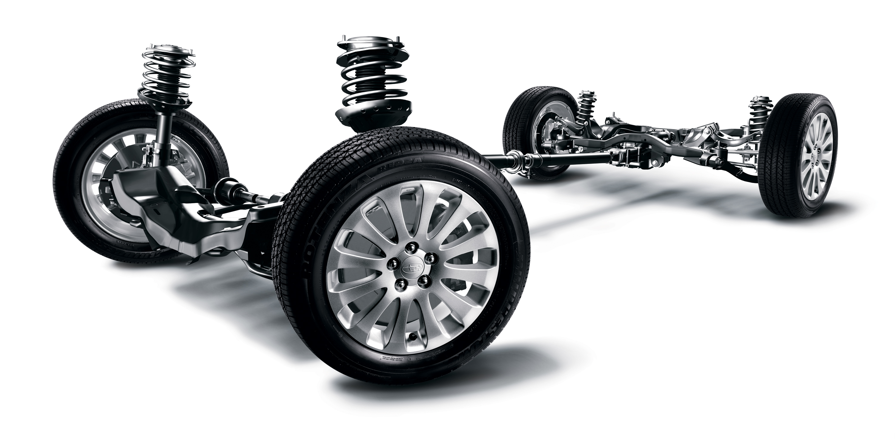 Suspension Stx Air Custom Series With Suspension Rhx Features With