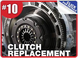 Subaru clutch replacement information from Nate Wade Subaru in Salt Lake City, UT