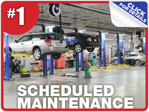 Subaru scheduled maintenance information from Nate Wade Subaru in Salt Lake City, UT