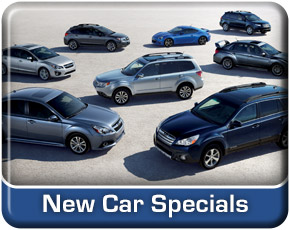 Salt Lake City Subaru New Vehicle Specials