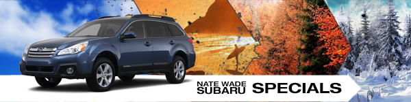 Salt Lake City Subaru Special Offers, New Cars, Service & Parts Discounts