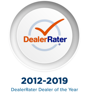 2012-2019 Dealer Rater Top Dealership in Salt Lake City, UT