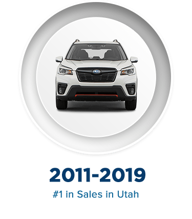 #1 in Sales In Utah proudly serving Salt Lake City, UT