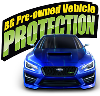 Learn more about BG products pre-owned vehicle protection