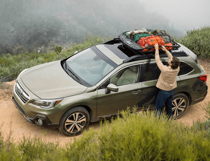 Check out new Subaru accessories for your road trip from Nate Wade Subaru