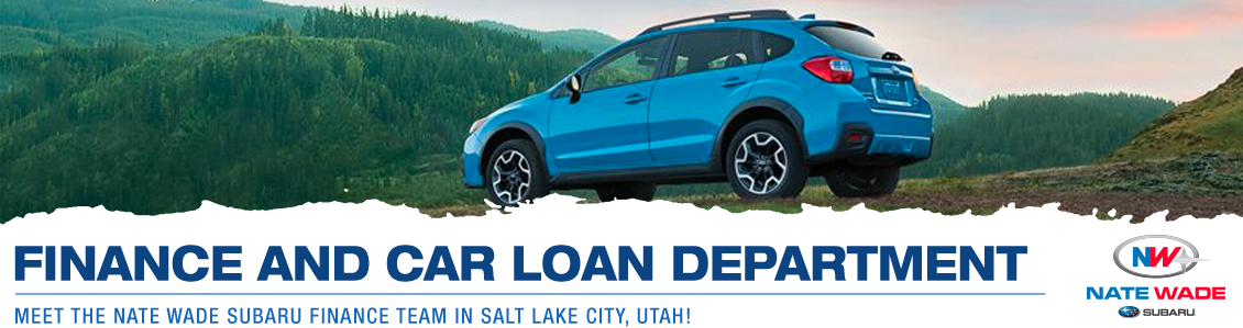 Lease or get a loan on a new or used subaru in salt lake city for Subaru motors finance address
