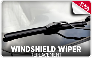 Subaru Windshield Wiper Blade Replacement Service and Maintenance Information