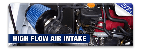 Click to learn more about genuine Subaru performance parts like Performance High Flow Air Intakes available at Nate Wade Subaru in Salt Lake City, UT