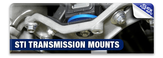 Click to learn more about genuine Subaru performance parts like STI transmission mounts available at Nate Wade Subaru in Salt Lake City, UT