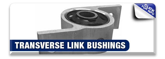 Click to learn more about genuine Subaru performance parts like transverse link bushings available at Nate Wade Subaru in Salt Lake City, UT