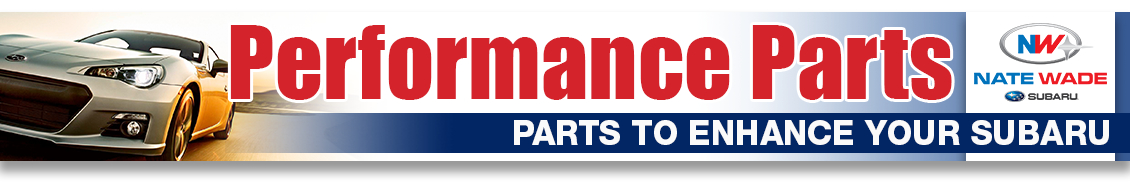 Enhance your Subaru with STI performance parts and Subaru performance parts in Salt Lake City, UT