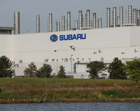 Subaru of Indiana Automotive Manufacturing Facility