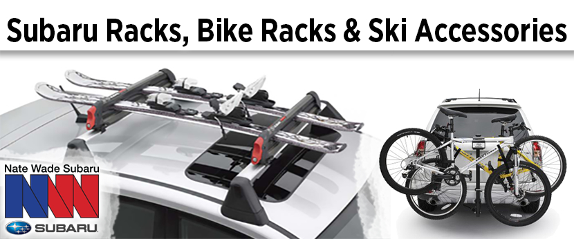 Genuine Subaru Roof Racks Bike Racks and Ski Accessories Parts
