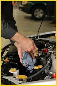 Subaru First Oil Change Information