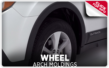 Click to learn about Subaru Wheel Arch Moldings in Salt  Lake City, UT