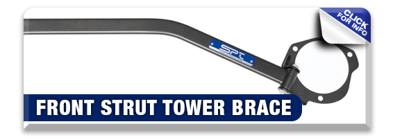 Click to learn more about genuine Subaru performance parts like STI Front Strut Tower Brace available at Nate Wade Subaru in Salt Lake City, UT
