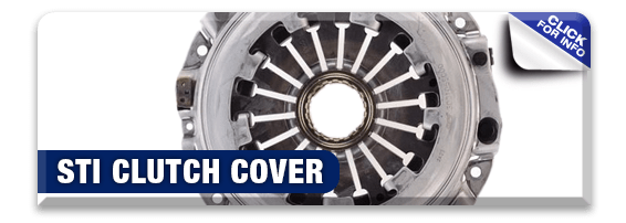 Click to learn more about genuine Subaru performance parts like STI Clutch Cover available at Nate Wade Subaru in Salt Lake City, UT