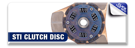 Click to learn more about genuine Subaru performance parts like STI Performance Clutch available at Nate Wade Subaru in Salt Lake City, UT