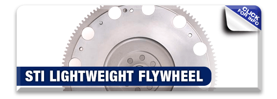 Click to learn more about genuine Subaru performance parts like STI Lightweight Flywheel available at Nate Wade Subaru in Salt Lake City, UT