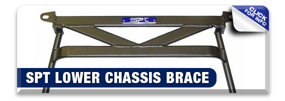 Click to research our SPT Lower Chassis Brace information at Nate Wade Subaru in Salt Lake City, UT
