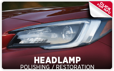 Browse our headlamp polish & restoration service information at Nate Wade Subaru in Salt Lake City, UT