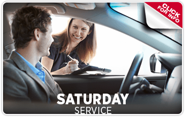 Browse our Saturday service information at Nate Wade Subaru in Salt Lake City, UT