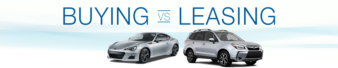 Subaru Buy VS Lease Difference