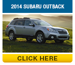 Click to Compare the 2015 Outback and 2014 Outback Models