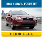 Click to Compare The 2015 Subaru XV Crosstrek and Forester Models in Salt Lake City, UT