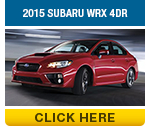 Click to Compare the 2015 WRX and WRX STI Models