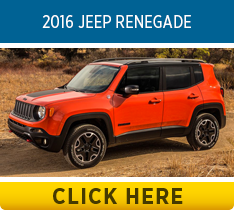 Click to Compare The 2016 Subaru Crosstrek and 2016 Jeep Renegade Models in Salt Lake City, UT