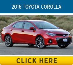 Compare The 2016 Impreza and 2016 Toyota Corolla Models in Salt  Lake City, UT