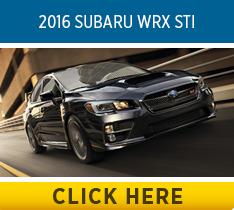 Click to Compare The 2016 Subaru WRX STI and 2016 Subaru WRX Models in Salt Lake City, UT